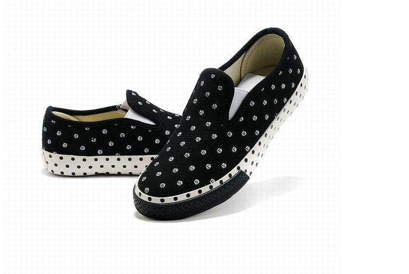 Cheap canvas shoes casual shoes fashion shoes skull flat sandals women
