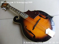Wholesale New arrival Grade music instrument Mandolin made of veneer