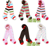 Wholesale Baby Girl panty hose Girl socks pants pantihose Girls Tights socks Baby Girls stocking stockings