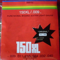 Wholesale 10 sets XL Electric Guitar Strings Guitar Strings of china