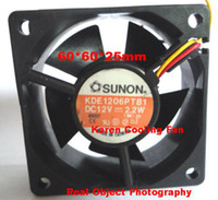 Wholesale Sunon V W KDE1206PTB1 M ZP Cooling Fan