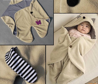 Clothing Style baby stroller sets - Classical Baby Sleeping sack blankets sleeping bags Stroller Swaddling Blanket Baby sleeping sack Baby bedding sets