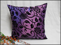 Wholesale Ethnic Flocking Cushion Covers Pillow Cover Christmas Decor Cushion Cover mix Free