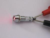 Wholesale LED Indicator Red Color DC V mm per High Quality