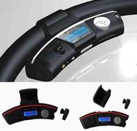 Wholesale BT168D Steering wheel Bluetooth car kit with wireless headphones Handsfree car kit