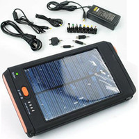 Wholesale 12000mAh Solar Battery Charger Panel for Laptop mobile PSP mp3 mp4 mp5 camera new ipad3 G