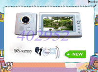 Wholesale 7inch Color Video Doorphone Intercom intercom system door bell from egomall