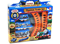 Wholesale his friends electric train track electric train sets rail car tr
