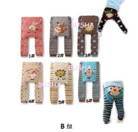 Wholesale 42 designs Busha Baby pant Japan Leggings toddler pants trouser Tights pant