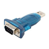 Wholesale Pieces New USB to Pin Serial RS RS232 Adaptor Converter