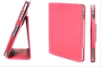PU Leather Case Cover For Ipad2 Tablet PC Protector Pouch Ac...