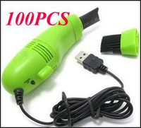 Wholesale Computer Laptop PC Keyboard Mini USB Vacuum Cleaner