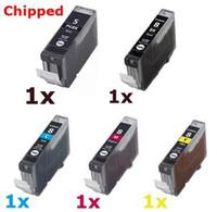 Wholesale 20PK ink cartridge Compatible PGI PGI BK CLI BK PGI5 PGI5BK PIXMA IP4300 mp500 mp510 mp800