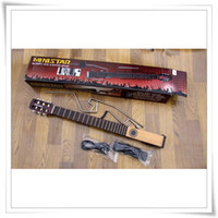 Wholesale Ministar Brand Travel Electric CLASSTAR Guitar with Gig Bag