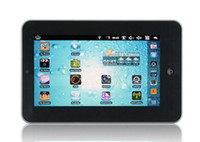 Wholesale Eken M009 Google Android inch VIA with camera Tablet PC Black silver