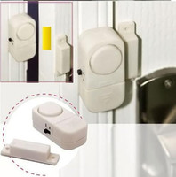 WIRELESS HOME sécurité porte fenêtre RV antivol alarme d'entrée 10pcs/lot