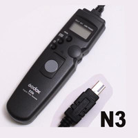 Wholesale Timer Remote shutter Cord for NIKON D5000 D90 MC DC2