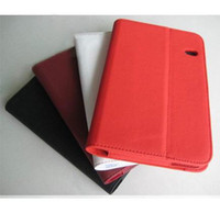 Wholesale Folio PU Leather Case Pouch Skin Cover for Dell Streak Anti Scratches Dust Perfit Fit Colors