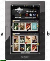 Wholesale NextBook Next2 quot Color android Ebook Reader tablet EPUB PDF