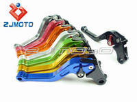 Wholesale Brake Clutch Lever for YZF R6 amp YZF R1 amp R6S CANADA VERSION amp R6S EUROPE VERSION shorty lever