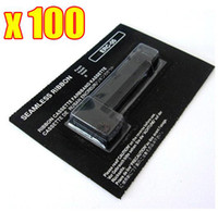 Wholesale 100pcs New Printer Ribbons INK ERC For Epson EC M II Black Purple office supply free