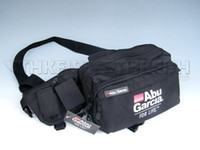 Wholesale Sale ABU GARCIA Waist Tackle Bag pockets Fishing Tackle Bags Fishing Bag fly lure Waterproof
