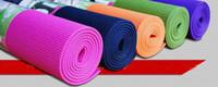 Wholesale 20PCS Yoga Mat Pad Non Slip Exercise Fitness Pilates PVC mm Thick cm cm