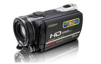 Wholesale HD A120T HD P Digital Camcorder Video Camera inch TFT LCD Touch Display X Zoom