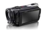 Wholesale HD DVC HD A120T HD P Digital Camcorder Video Camera inch LCD Touch Display X Zoom M CMOS