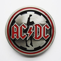 ac dc belt buckles - Belt Buckle Enamel Round AC DC Music Contact Us for Details
