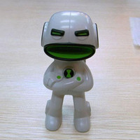 Wholesale Robot Style Speaker Cartoon Speakers USB Interface for Media Player