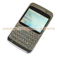 Wholesale QWERTY A8 Android Dual SIM smart phone touchscreen TV WIFI GPS