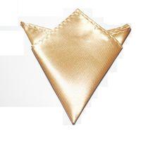 Wholesale men s Pocket square icecream Hankerchief kerchief mocket mocketer Pocket towel pocket handkerchief