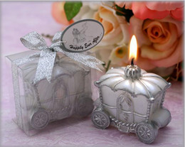 Wholesale New wedding gifts candles wedding gift back to guest gift creative marriage product wedding favors