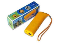 Wholesale 50pcs Ultrasonic Pet Dog Repeller Training Device Trainer TRAINING REPELLER LED light