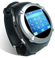Wholesale Best Quality MQ988 Wrist Watch Phone CellPhone With MP3 Bluetooth Waterproof Watch Mobile Phone Bluetooth Earphone GB TF Card