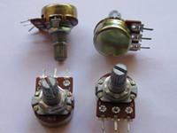 Wholesale B1K Potentiometer pots Tone control mm Shaft S Per High Qulity