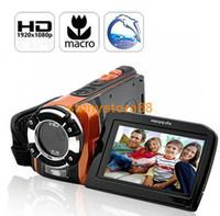1080p waterproof hd digital video camera - 16MP GB p HD Waterproof Sport Digital Video Camera camcorder C Shock HD Camcorder HDV Z58 WD