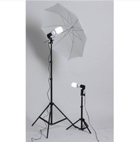 Wholesale PHOTOGRAPY STUDIO PORTRAIT BACKGROUND LIGHTING KIT