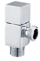 Medium Temperature angle valve - Bathroom Accessories Angle Valve Brass Chrome For Faucet NY16107