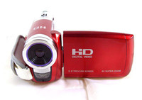 Wholesale Promotional Product quot TFT Rotation HD Digital Video Camcorder DV Camera HD A70 amp
