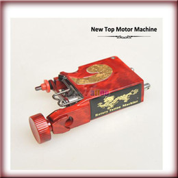 Red color Tattoo Motor Machine Gun For Liner and Shader Kit Supply