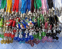Wholesale Unique Phone CHARM Cloisonne BEADS Straps PC001