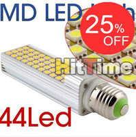 Super bright E27 SMD 5050 LED 11W 13w Lamp Bulb Light White ...