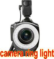 Wholesale hot LED Camera Video Ring Light led bright light photoflash lamp photoflash light flash lamp