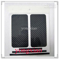 Wholesale Carbon Skin Stickers for iphone S Front Back Sticker All Body Protector Film Guard