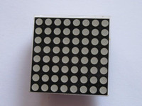 Wholesale LED Dot Matrix Display mm x8 Red Common Anode pin per hot sale