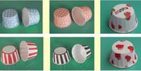 Wholesale 300pcs Medium Cupcakes round muffin paper cake cup cake case cm cm