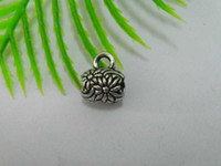 Wholesale Hot and retail tibetan silver antique silver plated bail MP10024 x8mm