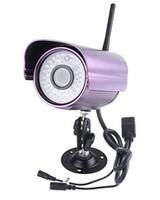 Wholesale Foscam FI8905W Wireless IP Cameras WiFi NetWork Security CCTV Camera IR LED NightVision WebCam S58P